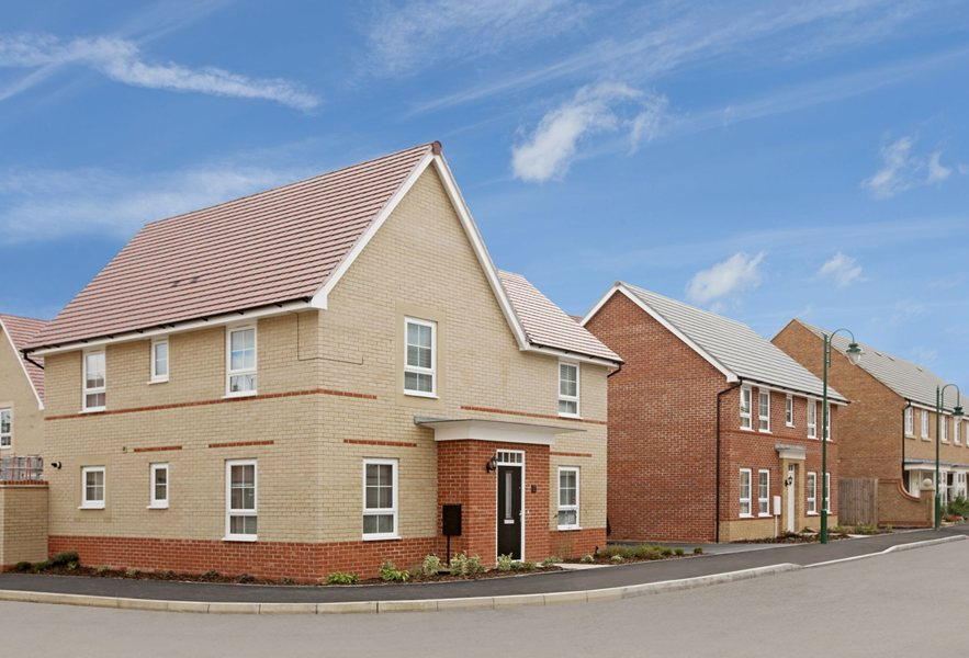 New build property peterborough mortgages peterborough for Building a house loan options